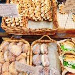 美味しそうなパンがたくさん並んでいます!
